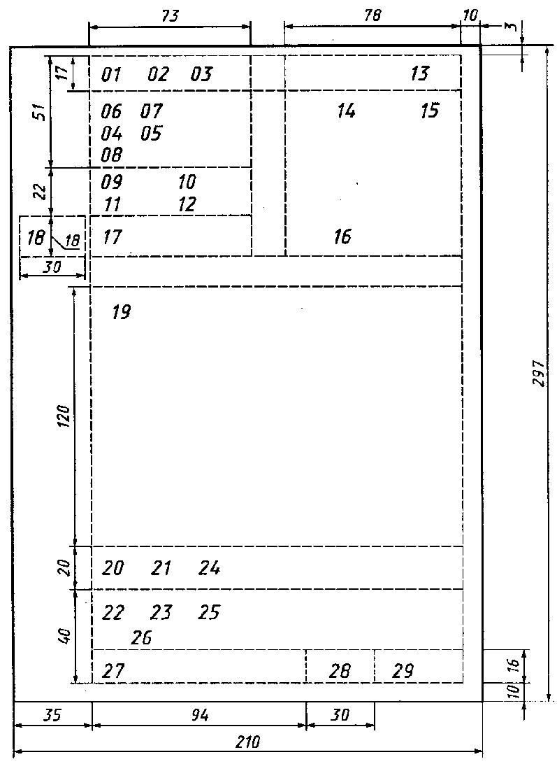 общий бланк, бланк письма, бланки конкретного документа
