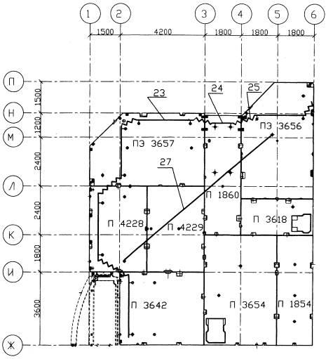 На монтаж панельного высотного дома